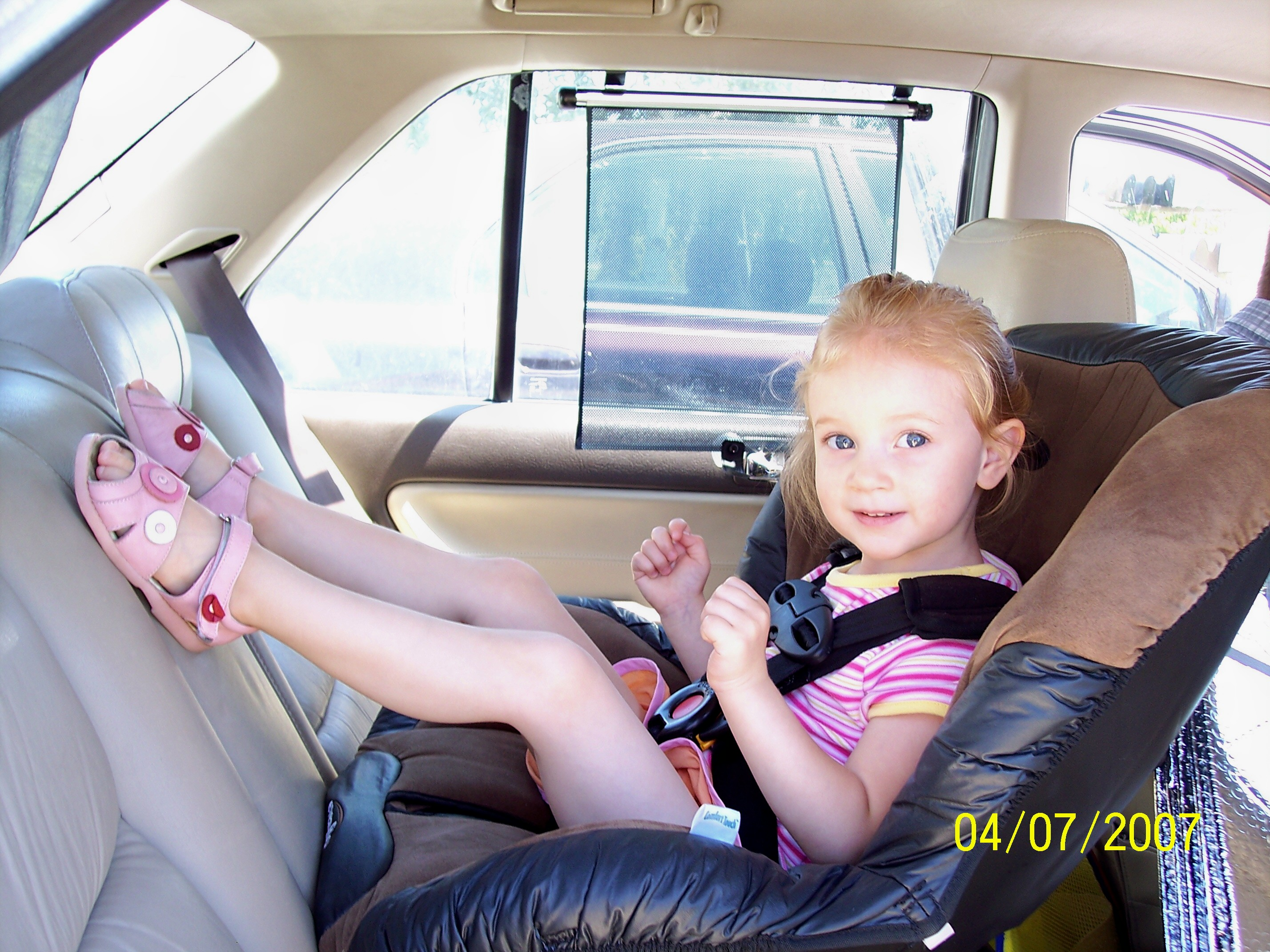 Where Should Rear Facing Car Seats Be